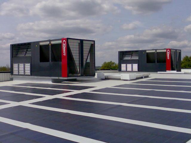 Ruftopy / Rooftopy Energooszczędne